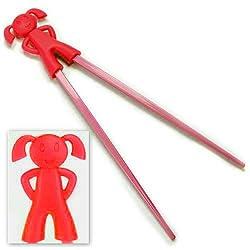 Girl Chop Stick Go Gizmo