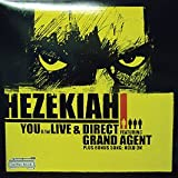 echange, troc Hezekiah - You : Live & Direct
