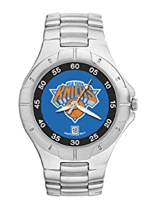 New York Knicks Mens Pro II Watch by Logo Art