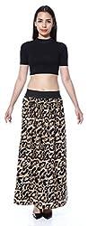 Big Animal Print skirt