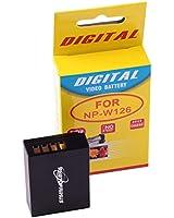 Photoprimus® Batteria sostitutiva per Fujifilm NP-W126 (7.2V - 1300mAh) Compatibile con: Fujifilm FinePix HS30EXR HS33EX X-T1 X-Pro1 X-E1 X-E2 X-A1 X-M1 - Nuova Generazione - Lithium-Ion batterie