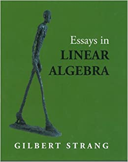 gilbert strang counts in lit algebra