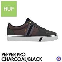 [ハフ] HUF PEPPER PRO (CHACOAL/BLACK)