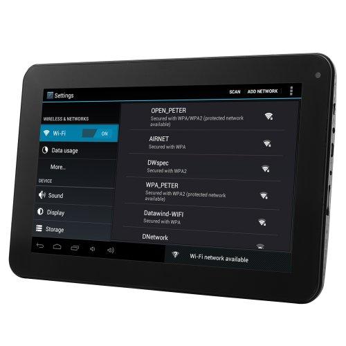 DataWind UbiSlate 9Ci 2GB (Wi-Fi, 3G via Dongle)