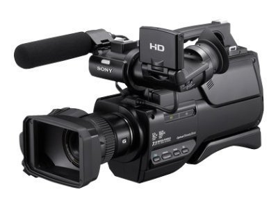 Sony HXR-MC2000U Shoulder Mount AVCHD Camcorder + 8GB SDHC Memory Card