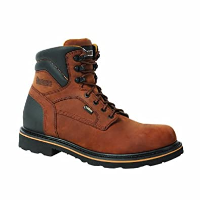 """Rocky Governor Men's 6"""" Composite Toe GORE-TEX®WP Work Boot-RKYK002 (M8.5)"""