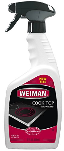 Weiman Cook Top Daily Cleaner, 22 fl. oz. (Top Stove compare prices)