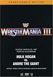 WWE: WrestleMania III (Championship Edition)