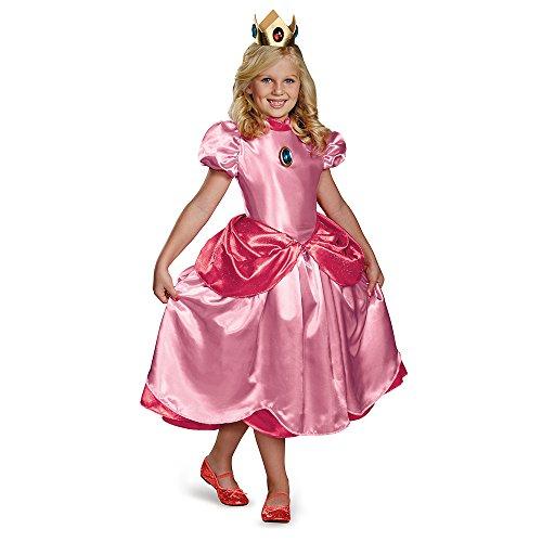 Princess Peach Super Mario