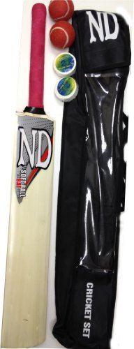 ND Sports 2012 Tapeball Cricket Starter Set Bat Ball Tape Size 4