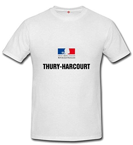 t-shirt-thury-harcourt-white