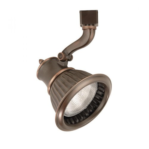 Wac Lighting Jtk794Ab Rialto Line Voltage Luminaries Track Head, Antique