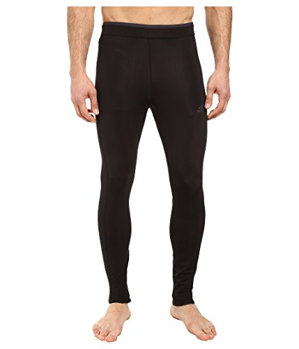 adidas Men's Running Sequencials Climaheat Long Tights, Black, Medium