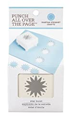 Martha Stewart Crafts All Over the Page Punch, Star Burst