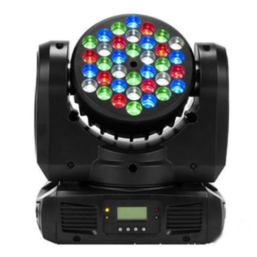Smrroy Er 5Sd Led Washer Stage Lighting 36X3W Rgbw 4In1 Led Zoom Moving Head 108W