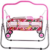 Baby Swing Cum Pram (Pink)