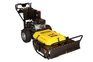 amazoncom stanley   commercial brush mower powered   cc honda gxv engine