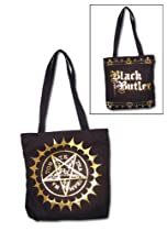 Black Butler: Pentagram Tote Bag