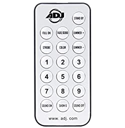 American DJ Wireless IR Remote | UC-IR