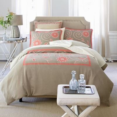 Mayfair Duvet Cover, Queen - The Company Store