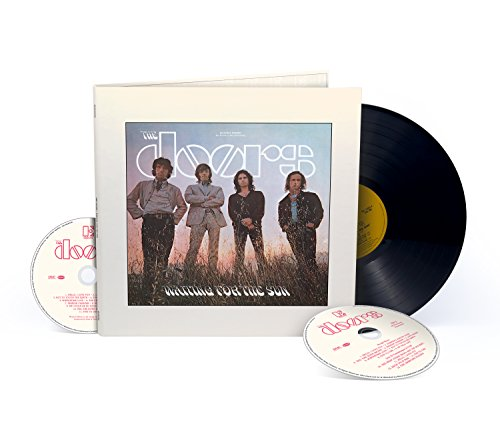 CD : The Doors - Waiting For The Sun (50th Anniversary Deluxe) (With LP, Anniversary Edition, Deluxe Edition)