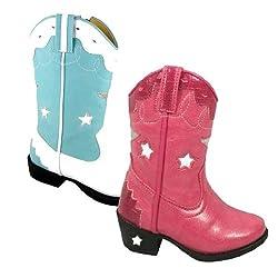 Smoky Mountain Girls AUSTIN LIGHTS Western Boots
