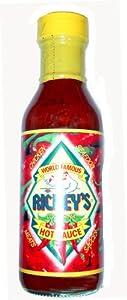 Rickey's World Famous Louisiana Hot Sauce - 12 oz by Rickey's World Famous Sauce