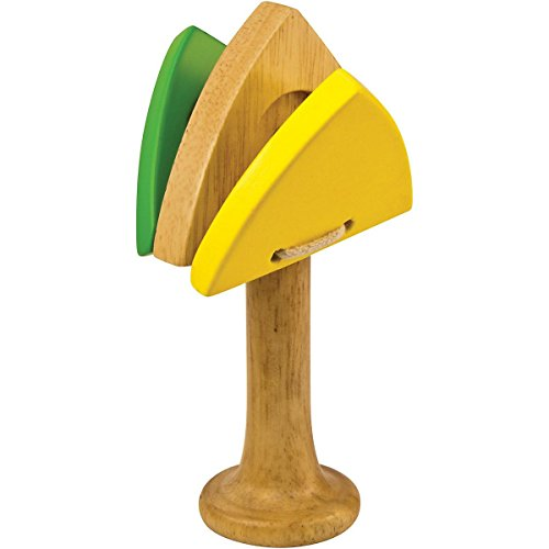 Green Tones 3729 Triangle Castanet - 1