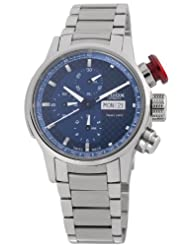 Bestseller Edox Men's 01112 3 BUIN WRC Automatic Chronorally Watch Special offer