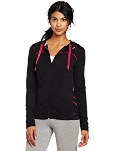 New Balance Women's Stride Jacket (Black, X-Small)