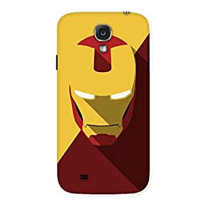 Voila Classic and Iron Back Case Cover for Samsung Galaxy S4