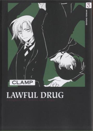 LAWFUL DRUG T.03 N.É.