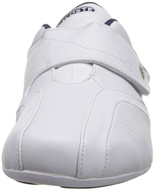 Lacoste Men's Protect Crt Spm White/Dk Blu Casual Shoe 11 ...
