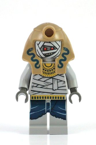 Lego Pharaoh's Quest Mummy Warrior Minifigure