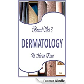 Boxed Set 3 Dermatology (English Edition)