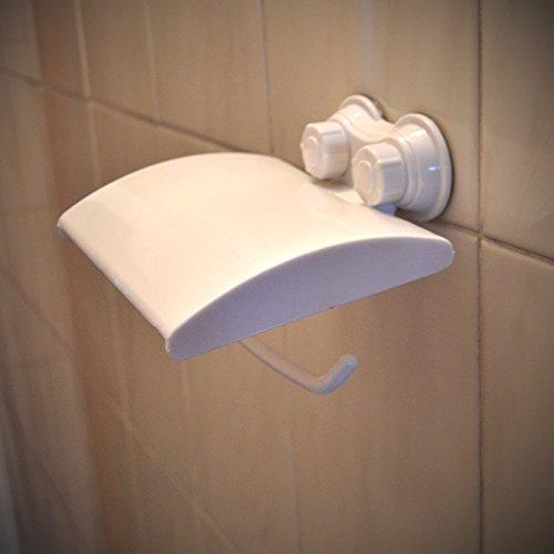 portacarta-igienica-porta-rotolo-accessorio-bagno-attacco-a-ventosa-bianco-rilux