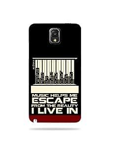 alDivo Premium Quality Printed Mobile Back Cover For Samsung Galaxy Note 3 Neo / Samsung Galaxy Note 3 NeoPrinted Mobile Back Case Cover (MKD321)