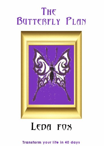 The Butterfly Plan: A 40 day plan of transformation to beat addiction, lose weight, and overcome depression.