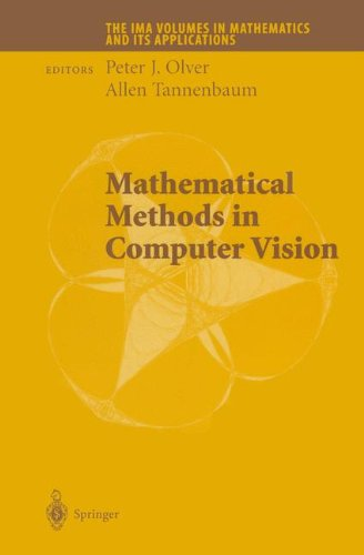 Mathematical Methods in Computer Vision (The IMA Volumes in Mathematics and its Applications)