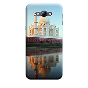 CaseLite Premium Printed Mobile Back Case Cover With Full protection For Samsung A8 (Designer Case)