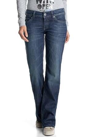 edc by ESPRIT Women's Jeans - Blue (C REG STONE) - 34W/34L (Brand size: 34 34) (Brand size: Herstellergröße: 34 34)