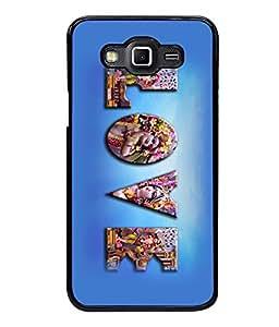printtech Love Gods Radha Krishna Back Case Cover for Samsung Galaxy Grand 3 G720::Samsung Galaxy Grand Max G720