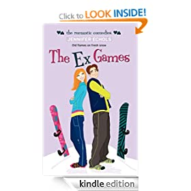 The Ex Games (The Romantic Comedies)