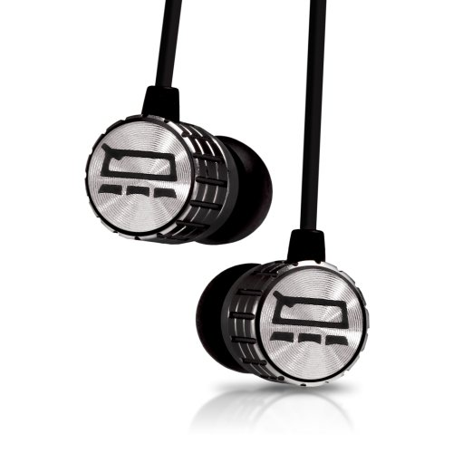 Jlab Q1 Jbuds Metal In-Ear Earbuds - Black