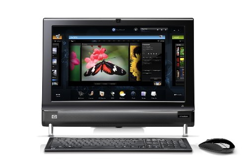 HP TouchSmart 300-1025 20-Inch Black Desktop PC (Windows 7 Home Premium)