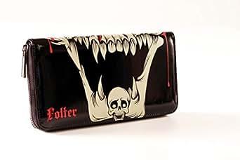 Folter SKULL MOUTH Wallet