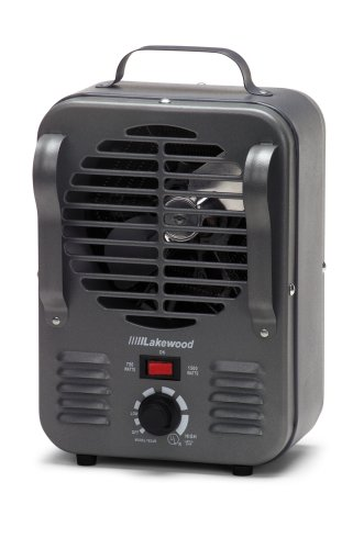 Lakewood 792/JR 750/1500 Watt Fan Forced Utility Heater
