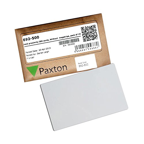 692-500-paxton-net2-proximity-iso-cards-with-no-magstripe-pack-of-10