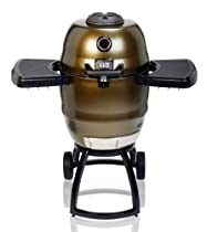 Hot Sale Broil King Steel Keg BKK4000 Charcoal Grill for Convection-Style Cooking