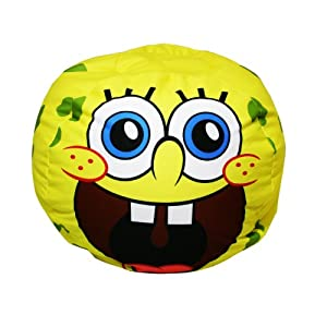 Nickelodeon Spongebob Laughing Bean Bag Blue from Nickelodeon